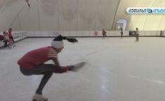 ქუთაისის ყინულის მოედანი - სპორტული და სამკურნალო ფუნქციით  (ვიდეო)